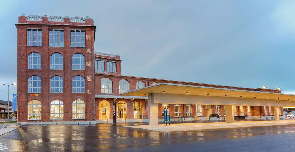 Hamel, Arbon, TG Sanierung IV- Fenster in Holz und IV- Aufdoppelungen