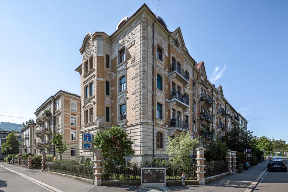 Mehrfamilienhaus HARMS, St. Gallen, SG IV-Fenster