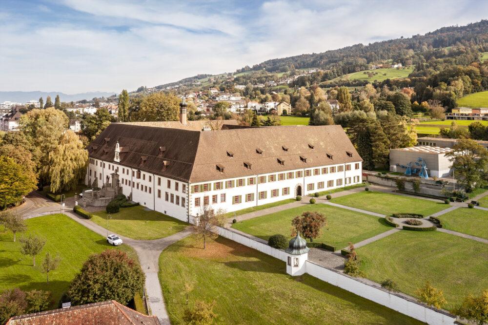 Schulliegenschaft Mariaberg, Rorschach, SG IV-Fenster, Sanierung