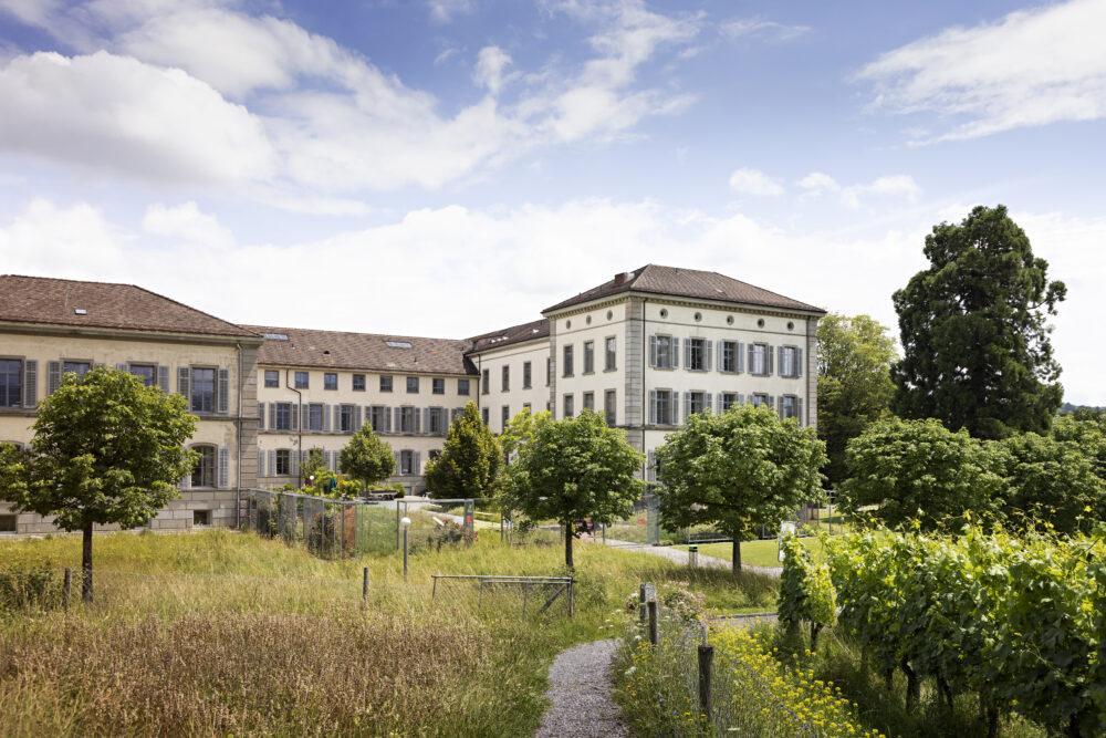 PUK – Psychiatrische Universitätsklinik Zürich, ZH Holz-Metall Fenster