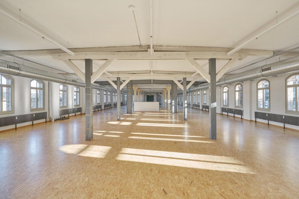 SBB Areal, Werkstatt Gebäude A, Zürich, ZH IV-Fenster, IV Aufdoppelungen, IV Umglasung, Sanierung
