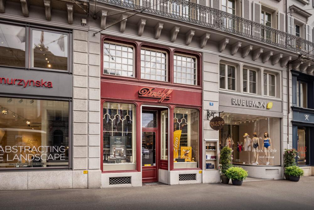 Paradeplatz 2, Zürich, ZH IV-Fenster, Bleiverglasung, Sanierung