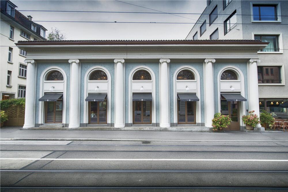 Restaurant Razzia, Zürich, ZH Restaurierung, Historische Fenster