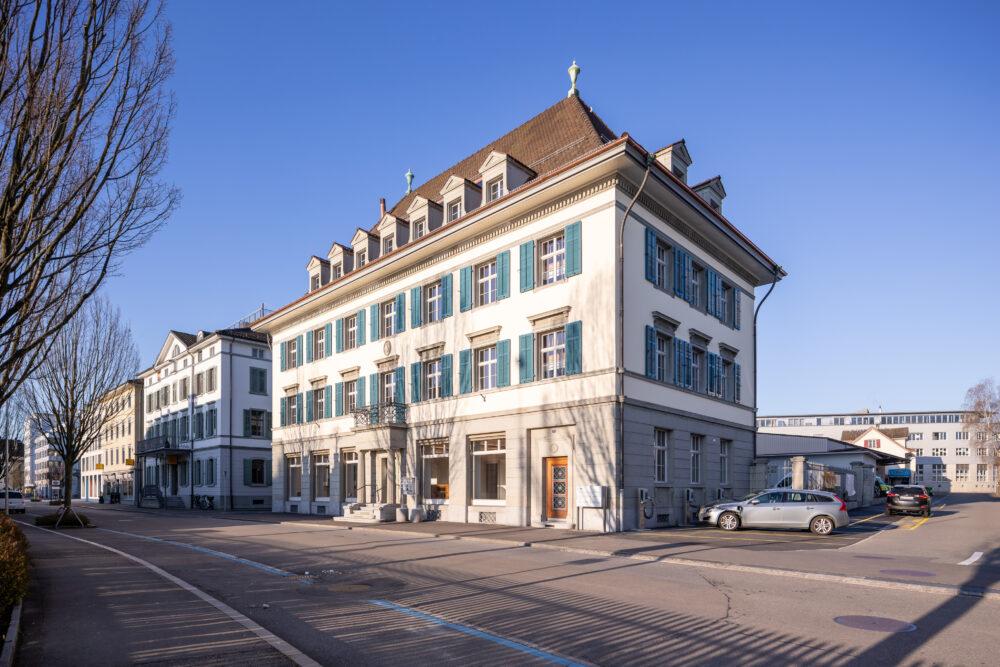 Elektrizitätswerk, Romanshorn, TG Historische Fenster